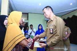 HSS bangun 625 buah rumah sejahtera realisasi janji Fikry-Syamsuri