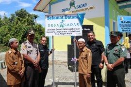 Gampong Langkak jadi Desa Sadar Jaminan Sosial Ketenagakerjaan