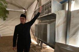 Amirul Hajj ingin suhu AC tenda jamaah di Arafah 24 derajat