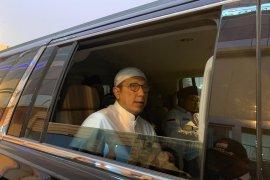 Menteri Agama takziyah KH Maimoen Zubair di RS An Noer Mekkah