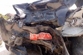 1 tewas saat kecelakaan mobil dinas Pemkot Singkawang di Sungai Rusa
