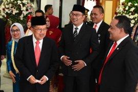 Ini harapan Ridwan Kamil untuk lulusan IPDN