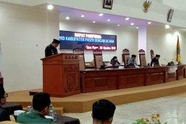 DPRD Paser setujui APBD-P senilai Rp2,7 triliun