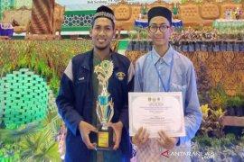Santri Aceh juara III MHQ Asean