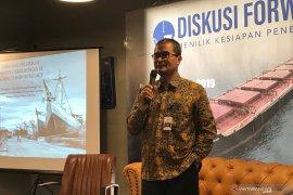 Penerapan identifikasi (AIS) kapal agar laut tak seperti hutan belantara