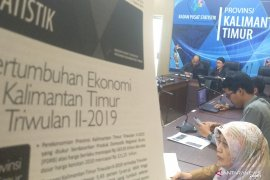BPS: Ekspor Kaltim capai 9,65 miliar dolar AS periode Januari-Juli 2019