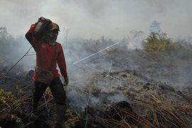 Titik panas melonjak di Sumatera jadi 192,  Riau masih terbanyak