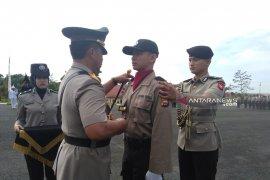 143 calon bintara polisi ikuti pendidikan di SPN Bukit Kaba