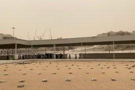 Pemakaman Mbah Moen dipadati jamaah haji Indonesia