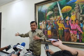 Wapres JK: transmisi bawah laut Sumatera-Jawa harus segera direalisasikan
