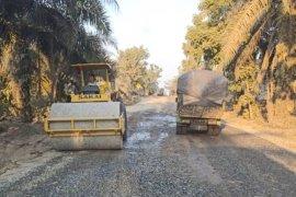 Pemkab Batanghari bertahap tapi pasti sertifikasi ratusan ruas jalan