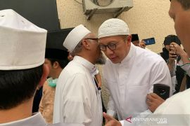 Menteri Agama: Mbah Moen menghadap Allah dengan cara yang sangat baik