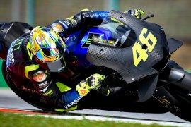 Valentino Rossi sambut start GP ke-400 di Phillip Island
