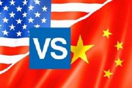 "Perang dagang AS-China makin ""mendidih"""