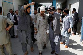 20 tewas akibat bom truk Taliban