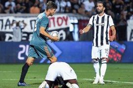 Ajax main imbang di markas PAOK di kualifikasi Liga Champions