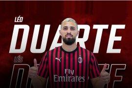 AC Milan resmi daratkan Leo Duarte