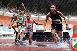 Dulang 26 emas, Jatim juara umum Kejurnas Atletik 2019