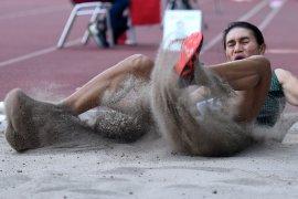 Atlet Maria Londa tetap bersyukur