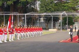 Presiden terima surat kepercayaan 12 dubes baru dari negara sahabat