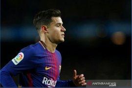 Barcelona masih masih berutang uang pembelian Philippe Coutinho dari Liverpool