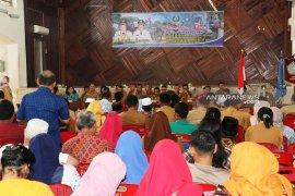 Sekdakot buka dialog pembangunan, saran dari masyarakat ditampung