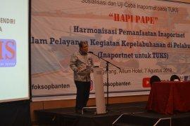 KSOP Kelas I Banten luncurkan Hapi Pape