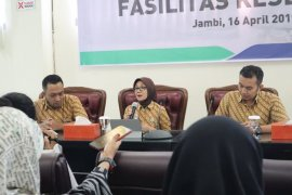 BPJS Kesehatan Jambi lakukan advokasi kepada pemerintah daerah untuk PBI-APBD
