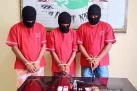 Miliki narkoba, tiga pemuda Cianjur ditangkap polisi