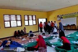 Sudah empat hari puluhan pelajar di Bengkulu kesurupan di sekolah
