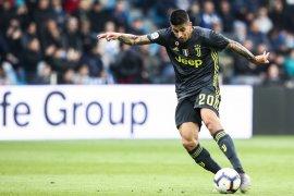 Manchester City rekrut Cancelo dari Juventus