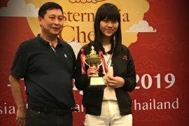 Indonesia tambah emas Kejuaraan Bangkok lewat catur cepat