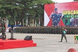 Panglima TNI Marsekal Hadi Tjahjanto tutup TMMD di Samarinda