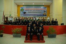 FDK UIN Ar-Raniry yudisium 155 lulusan