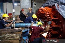 PLN Babel uji coba bahan bakar 100 persen CPO