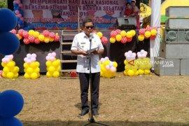 Bupati berharap rumah sakit di Bangka Selatan ramah anak