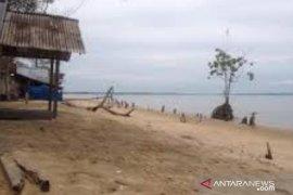 Penanganan abrasi pantai Penajam butuh dana  miliaran rupiah