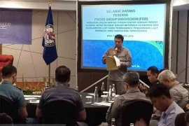 Bakamla bahas keamanan-keselamatan laut di Bali