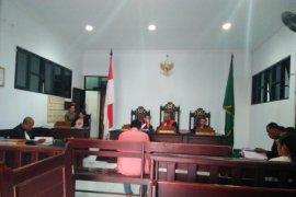 Pria asal Tarakan jadi terdakwa narkoba di Ambon