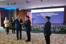 Erwin Soeriadimadja resmi jabat Kepala Perwakilan Bank Indonesia Banten