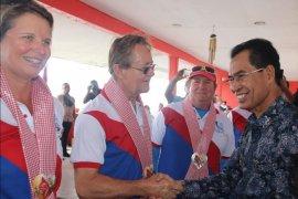 Kota kembar Darwin - Ambon tingkatkan hubungan bilateral Indonesia - Australia
