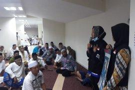 JCH Malut bergeser ke Arafah