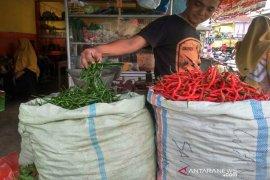 Meugang Idul Adha, harga cabai merah melonjak 50 persen