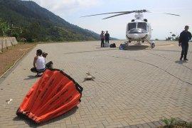 Persiapan Pemadaman Kebakaran Hutan Ciremai