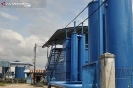Instalasi pengolahan air bersih Lawe-Lawe Penajam operasional