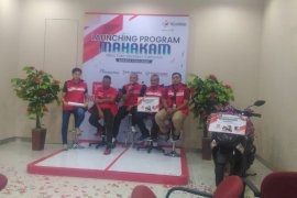 "Banjir hadiah, Telkomsel launching program ""MAHAKAM"""