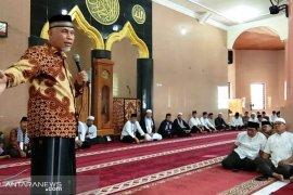 Wali Kota Padang jadi penceramah wirid bulanan Pemkot Sawahlunto