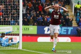 Liga Inggris, Burnley lumat Southampton, Brighton pecundangi Watford