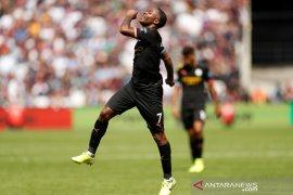 Manchester City berpesta lima gol di West Ham