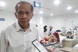 Anggota jamaah Indonesia yang sakit di Arafah berkurang drastis tahun ini